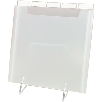 Fab File Pockets, 6X6 (5 Pack)