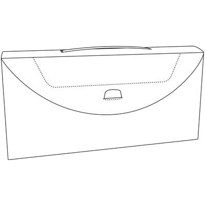 Template & Sticker Storage Box