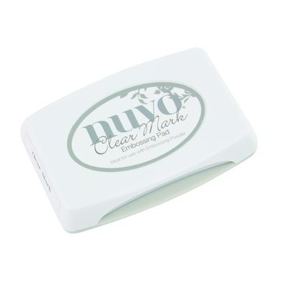 Ink Pad, Nuvo Clear Mark Embossing Pad