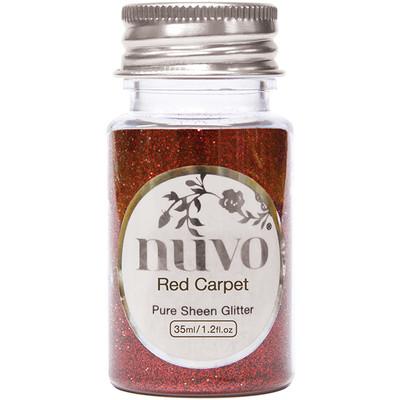 Nuvo Pure Sheen Glitter, Red Carpet (35ml)