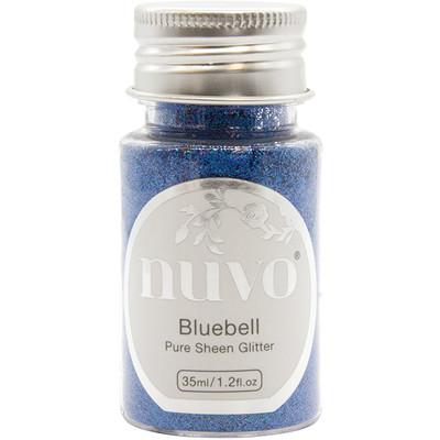 Nuvo Pure Sheen Glitter, Bluebell (35ml)