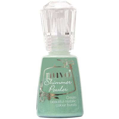 Nuvo Shimmer Powder, Green Parade