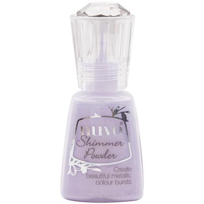 Nuvo Shimmer Powder, Lilac Waterfall