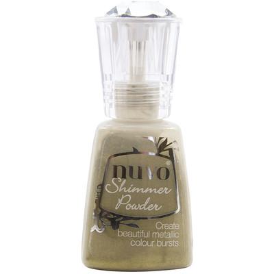 Nuvo Shimmer Powder, Golden Sparkler