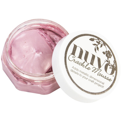 Nuvo Crackle Mousse, Pink Gin