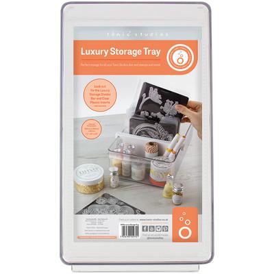 Nuvo Luxury Storage, Tray