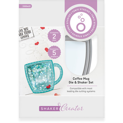 Die & Shaker Set, Tea & Coffee - Coffee Mug