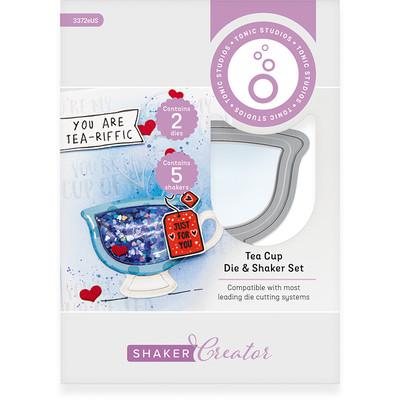 Die & Shaker Set, Tea & Coffee - Tea Cup