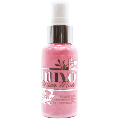 Nuvo Mica Mist, Pink Carnation