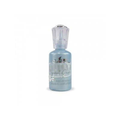 Nuvo Crystal Drops, Wedgwood Blue