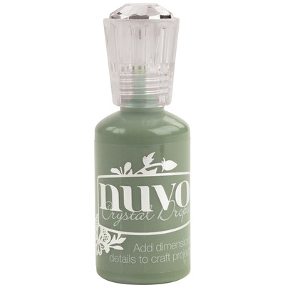 Nuvo Crystal Drops, Olive Branch