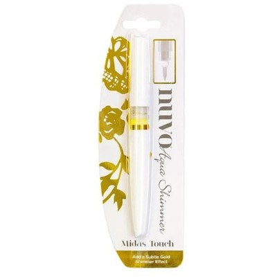 Nuvo Aqua Flow Shimmer, Midas Touch