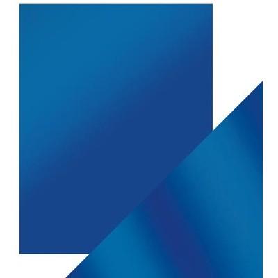 8.5X11 Mirror Cardstock, Satin - Cobalt Velour (5/Pk)