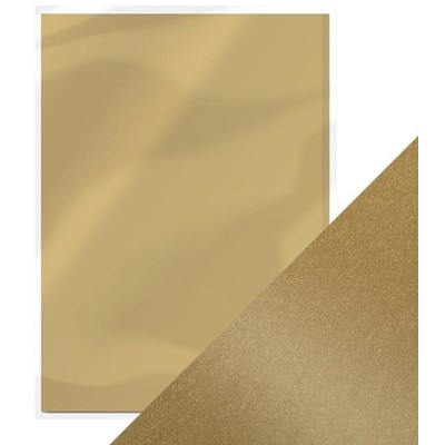 8.5X11 Pearlescent Cardstock, Majestic Gold (5/Pk)