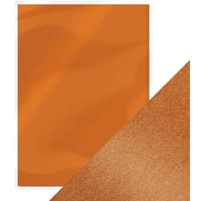 8.5X11 Pearlescent Cardstock, Cosmic Copper (5/Pk)