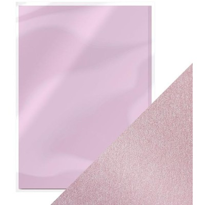 8.5X11 Pearlescent Cardstock, Gleaming Lilac (5/Pk)