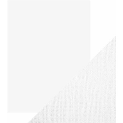 8.5X11 Weave Textured Cardstock, Bright White (10/Pk)