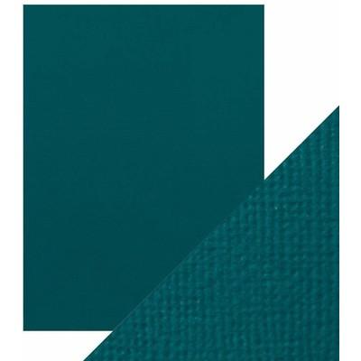 8.5X11 Weave Textured Cardstock, Teal Blue (10/Pk)