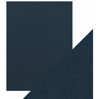 8.5X11 Weave Textured Cardstock, Navy Blue (10/Pk)