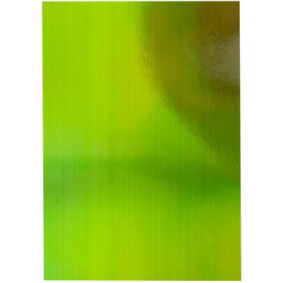 8.5X11 Mirror Cardstock, Iridescent - Seafoam Green
