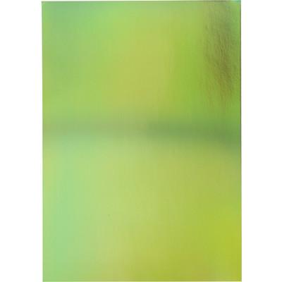 8.5X11 Mirror Cardstock, Iridescent - Water Sprite