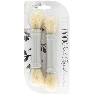 Nuvo Dual Ended Blender Brush (2pk) *New Design