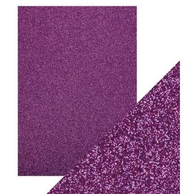 8.5X11 Glitter Cardstock, Nebula Purple (5/Pk)