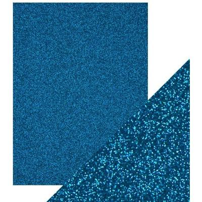 8.5X11 Glitter Cardstock, Midnight Topaz (5/Pk)