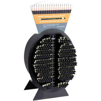 MONO Drawing Pencil Display (240pc)