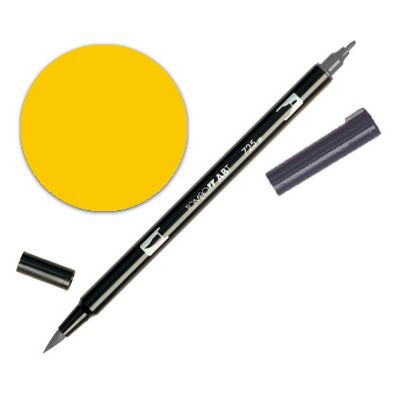 Dual Brush Pen - Light Orange 025