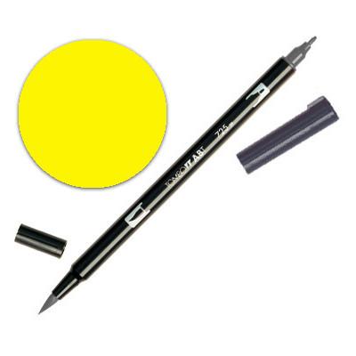 Dual Brush Pen - Prcss Yellow 055