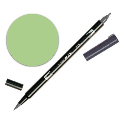Dual Brush Pen - Mint 243