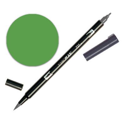 Dual Brush Pen - Sap Green 245