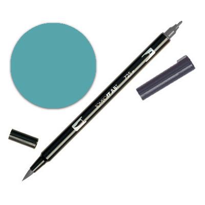 Dual Brush Pen - Sea Blue 373