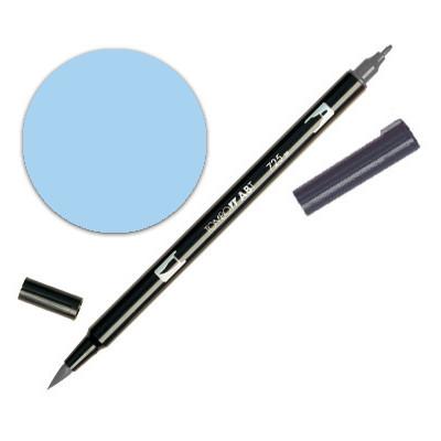 Dual Brush Pen - Sky Blue 451