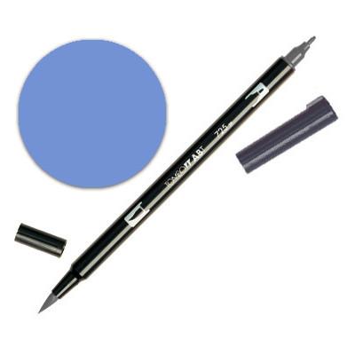Dual Brush Pen - Peacock Blue 533