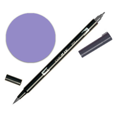 Dual Brush Pen - Periwinkle 603