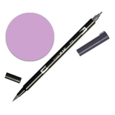 Dual Brush Pen - Orchid 673