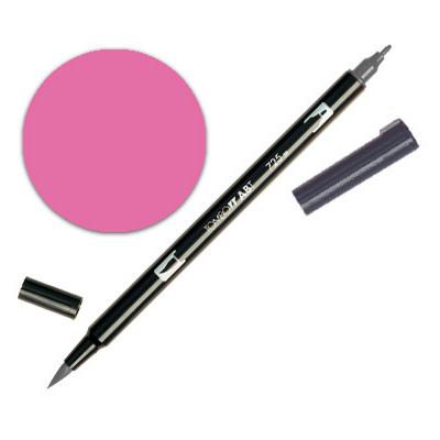 Dual Brush Pen - Pink Rose 703