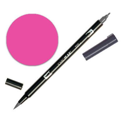 Dual Brush Pen - Rhodamine Red 725