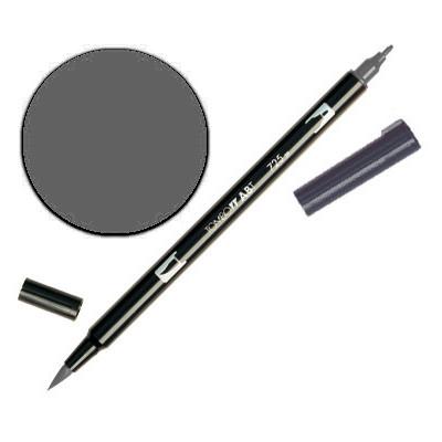 Dual Brush Pen - Black N15