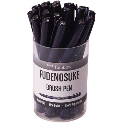 Cup Display, Fudenosuke Brush Pen (20PC)