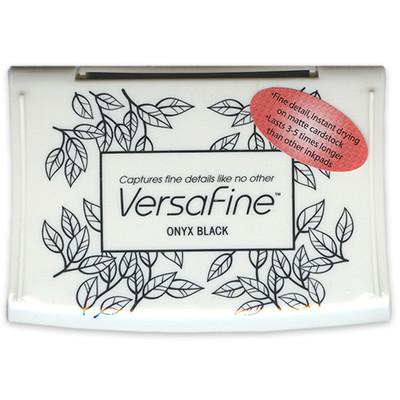 Versafine Ink Pad, Onyx Black