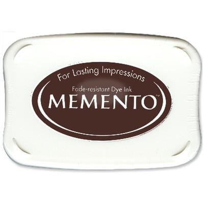 Memento Ink Pad, Rich Cocoa