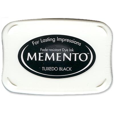 Memento Ink Pad, Tuxedo Black