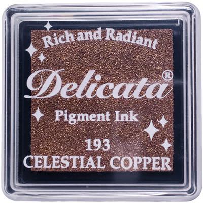 Delicata Ink Pad, Small - Celestial Copper
