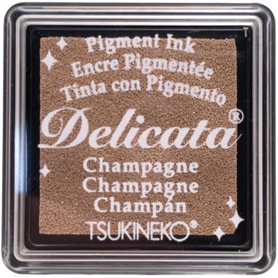 Delicata Ink Pad, Small - Champagne