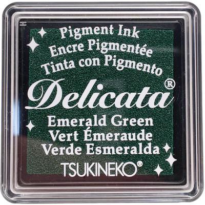 Delicata Ink Pad, Small - Emerald Green