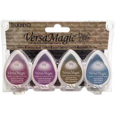 VersaMagic Dew Drop 4 Pack, Jewel Box