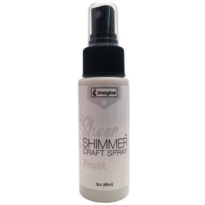Sheer Shimmer Spray, Frost (2oz)